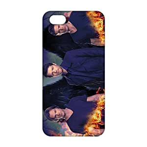 diy zhengCool-benz Supernatural magical man 3D Phone Case for iPhone 6 Plus Case 5.5 Inch /