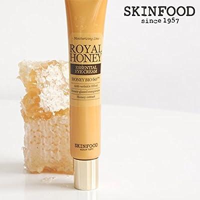 Skinfood Royal Honey Moisturizing Essential Eye Cream - Anti Wrinkle - 1.01 Fluid Ounce