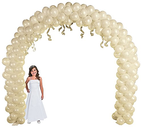 Balloon-Frame-Arch-8-Ft-X-9-Ft-100-Balloons-to-Fill-Arch-Weddings-Proms-Bat-Mitzvah-Birthday-Party