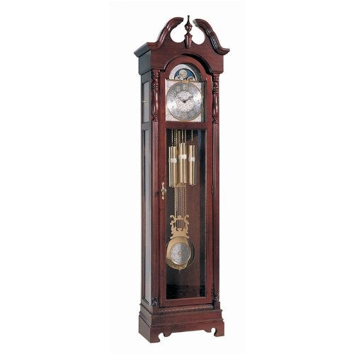 Ridgeway Traditional Morgantown Grandfather Clock by Ridgeway