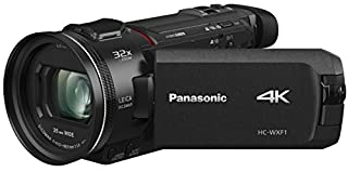 "Panasonic HC-WXF1 4K Cinema-like Camcorder, 24x Leica Dicomar Lens, 1/2.5"" Bsi Sensor, Three O.I.S. Stabilizer Systems (B078J1BJXV)   Amazon price tracker / tracking, Amazon price history charts, Amazon price watches, Amazon price drop alerts"