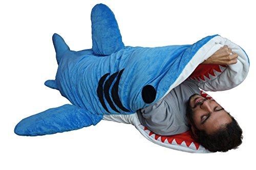Amazoncom Shark Chumbuddy Sleeping Bag Toys Games