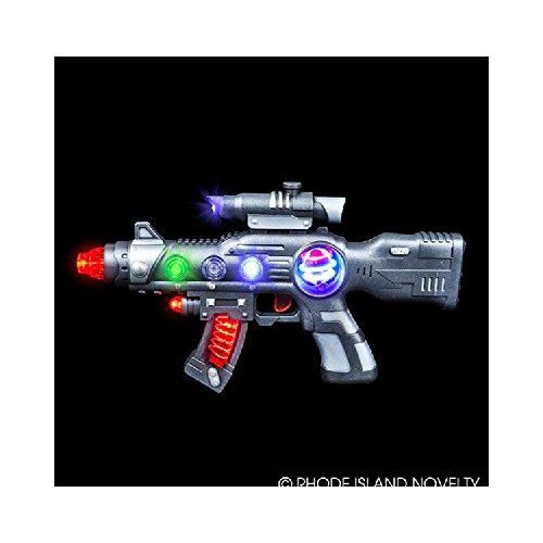 12.5'' Light-Up Spin Ball Blaster by Bargain World