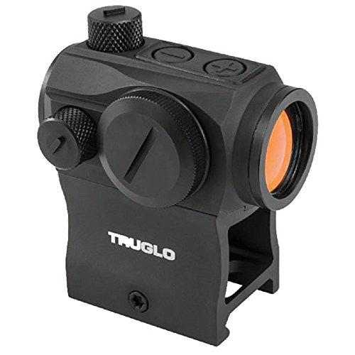 TRUGLO Tru-Tec Tactical 20mm Red-Dot Sight Black Review