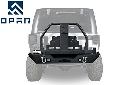 back bumper jeep wrangler - 5