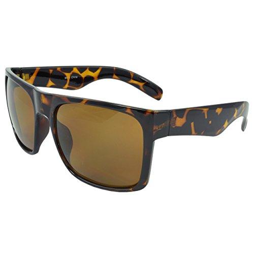 MLC Vintage Retro Eyewear Flintwood Square Fashion - Kor Glasses Michael