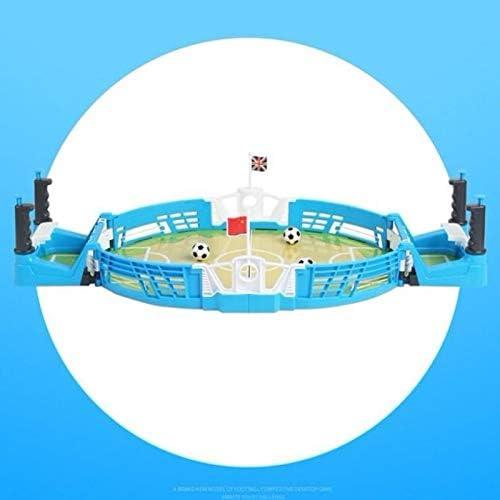 huangThroStore Mini Tablero del Juego de fútbol de Mesa Familiy de ...