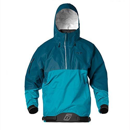 Gmt Combination Safe - Level Six Kenora Paddling Jacket (Crater Blue/Grotto Blue, Large)