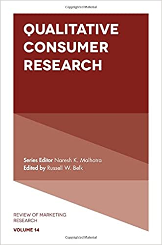 Qualitative Consumer Research (Review of Marketing Research)