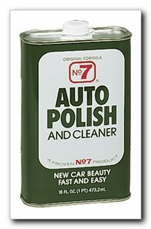 Auto Polish & Cleaner, 16 oz., Case of 12 (01110-C)