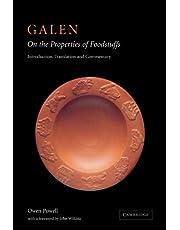 Galen: On the Properties of Foodstuffs