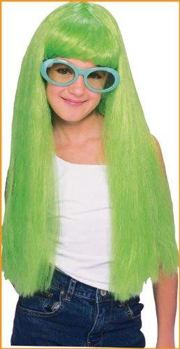 Rubie's Costume Co Ch Rock Star Wig & Glasse Costume (Rock Star Costumes)