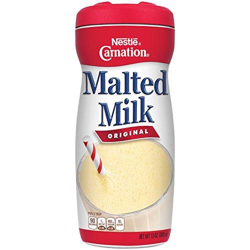 - Carnation Malted Milk, Original, 13 Ounce