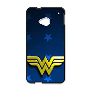 HTC One M7 Phone Case Wonder Woman Case Cover PP8H313812
