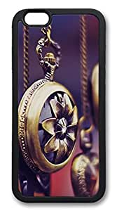 iphone 6 plus 5.5inch Case iphone 6 plus 5.5inch Cases Pocket Watches TPU Rubber Soft Case Back Cover for iphone 6 plus 5.5inch black