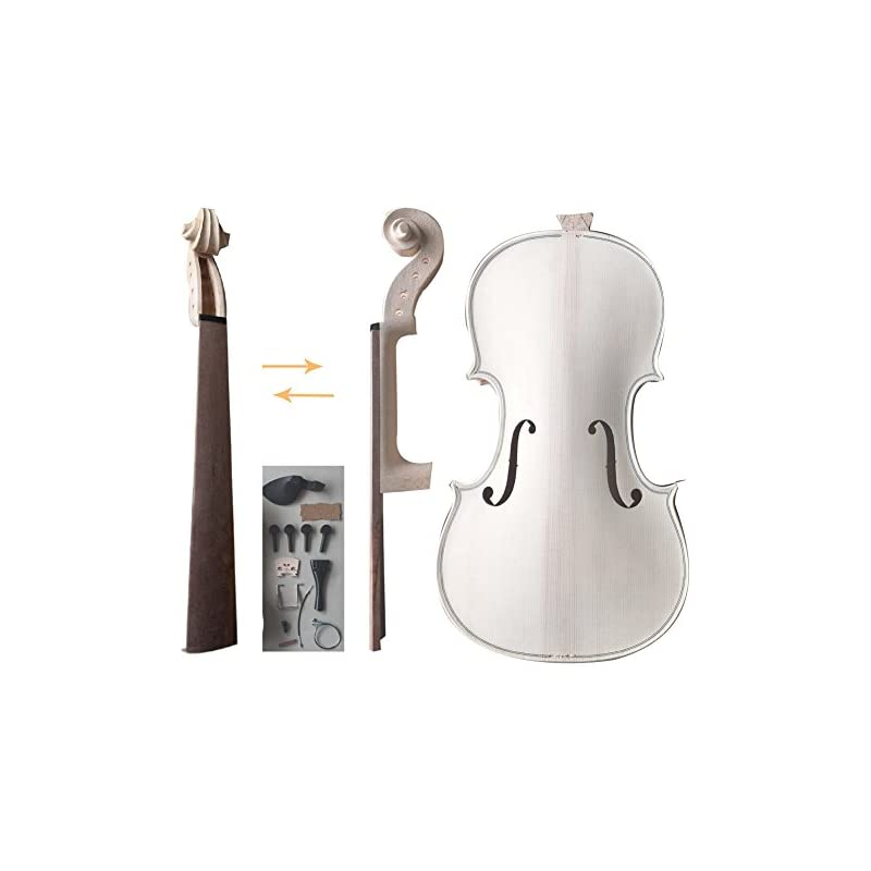 Zimo Make Your Own Violin Full Size 4/4