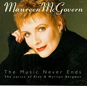 Maureen McGovern - Baby I'm Yours