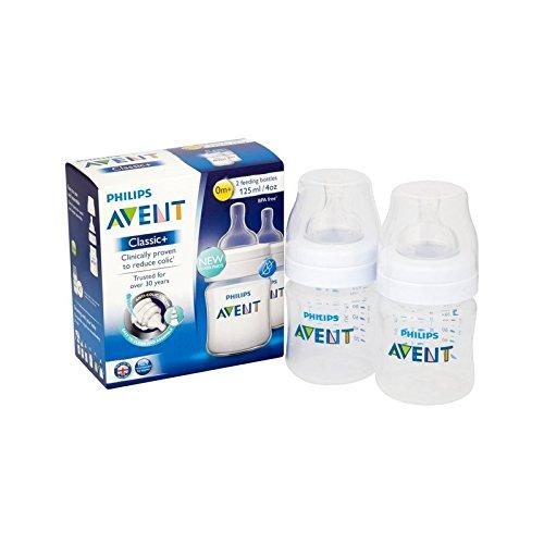 値引きする ツインパック4オンス古典プラスボトル (Avent) (Pack (x - 6) - Avent Classic 6) Plus Bottle 4oz Twin Pack (Pack of 6) [並行輸入品] B01M1K925E, 安心ペットフードのお店ぷーちゃん:c84fd6a3 --- a0267596.xsph.ru