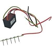 110-120VAC Variable Density Plasma Negative Ion Generator Module – Air Ionizer with Micro Needles Stainless Steel Pin