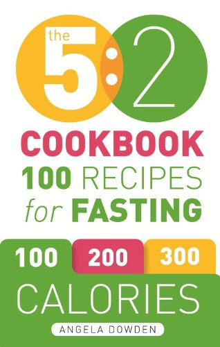 The 5:2 Cookbook: 100 Recipes for Fasting - Hamlyn Counter