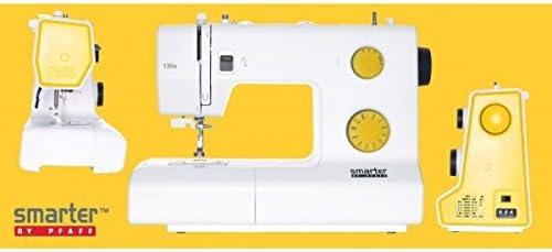 Pfaff Smarter 130S Máquina de coser: Amazon.es: Hogar