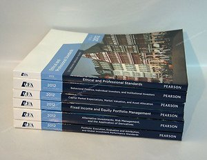 CFA Program Curriculum: Ethical and Professional Standards (6 Volume Set) by Pearsoned CFA institute (2012-05-03)