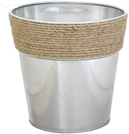 """X 2-1//4/"""" ENDS STAINLESS STEEL BUCKET,PLANT,POT,ROPE-S HOOK 5/"""" X 5MM 5 PCS"""