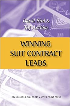 Book Winning Suit Contract Leads