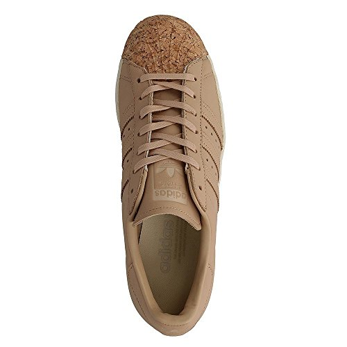 Women's Low Superstar 80S Sneakers Top beige adidas Honey Pack Metallic 1T7q7xd
