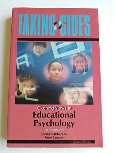 Taking Sides: Clashing Views in Educational Psychology