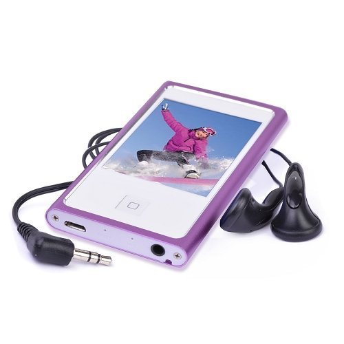 Eclipse Touch Pro 4GB MP3 USB 2.0 Digital Music/Video Player w/FM & 2.4