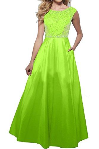 Ivydressing -  Vestito  - linea ad a - Donna verde 40