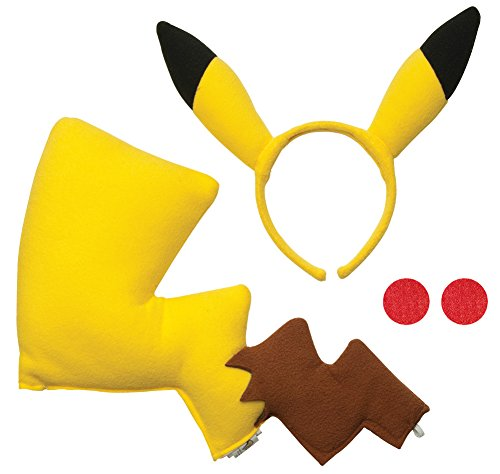 Rubie's Pikachu Costume Kit - Covered Up Costumes