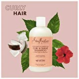 SheaMoisture Curl Coconut and Hibiscus to Restore