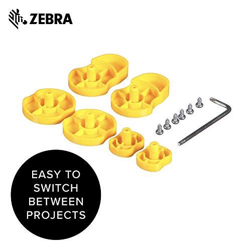 Zebra - Ethernet Module Adapter for ZD420 Direct Thermal Desktop Printer - Field Installable by Zebra Technologies (Image #6)