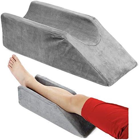Amazon.com: Almohada de elevación de pierna, de espuma para ...