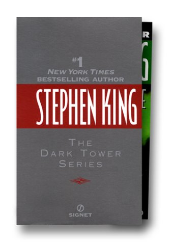 The Dark Tower (Books 1-3): The Gunslinger / The Drawing of the Three / The Waste Lands