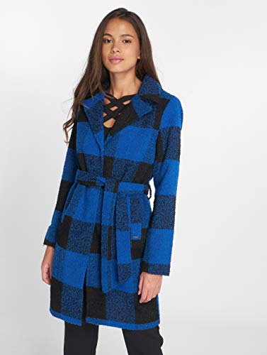 Noisy Nmcathy May Donna Nero cappotto Giacche rqr4wp78