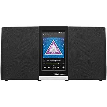 Amazon.com: Aluratek AIRMM03F Wi-Fi Internet Radio Streaming ...
