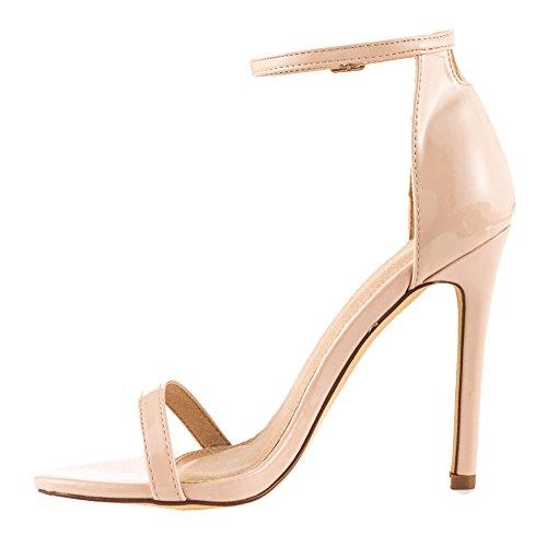 Sandalias para mujer vestir Natural de EKS HwZ77
