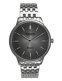 Nivada NP15909MACPI Reloj Análogo para Hombre, Redondo