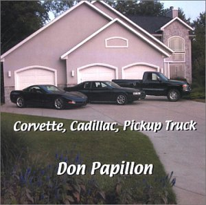 Corvette, Cadillac, Pickup Truck