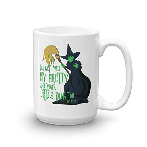 Wizard of Oz Mug, 11oz. Gift for fans of the classic movie ()