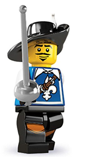 LEGO Series 4 Collectible Minifigure -Musketeer