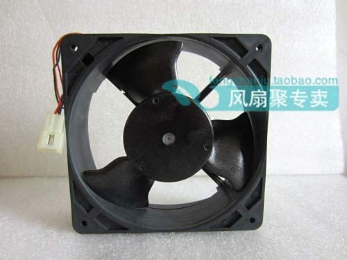 Original For Nidec B33534-33A 24V 0.45A 12038 12cm 3 wires drive cooling fan