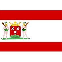 magFlags Bandera Large Bergen op Zoom vlag   Gemeente Bergen op Zoom, Noord Brabant   bandera paisaje   1.35m²   90x150cm