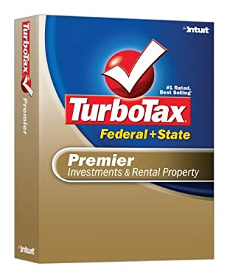 TurboTax Premier Federal + State 2007