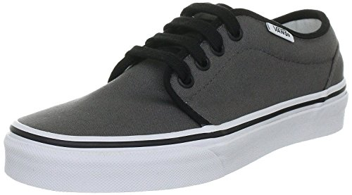 Adults' Unisex White Vulcanized Trainers Vans PBqTZ4Px