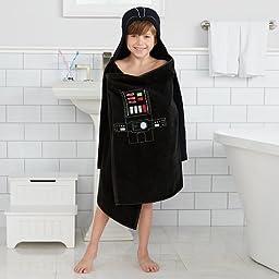 Star Wars Darth Vader Hooded Bath Wrap
