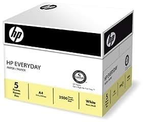 HP Everyday Multifunction - Papel fotográfico (70 g/m², Azul, Amarillo, A4, 210 x 297mm), paquete de 5 piezas